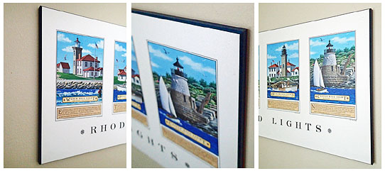 Gaines Graphics Plaque Mounting for Prints